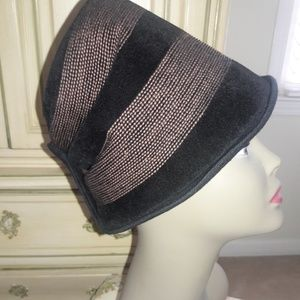 "VTG ""CHRISTIAN DIOR"" CHAPEAUX! MADE IN ENGLAND!"